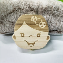 Load image into Gallery viewer, Baby Teeth Keepsake Box