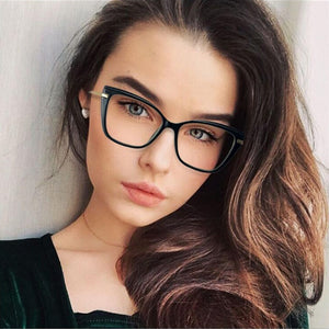 Anti-blue Light Fashion Eyeglasses