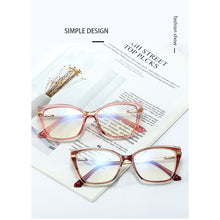 Load image into Gallery viewer, Anti-blue Light Fashion Eyeglasses