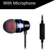 Load image into Gallery viewer, Super Bass Earphone Headset With Mic