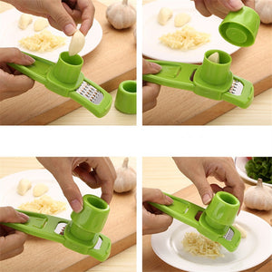 Garlic Slicer - A&M Shopping Center
