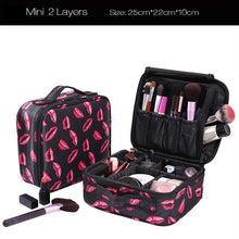 Load image into Gallery viewer, Cosmetic Bag Organizer
