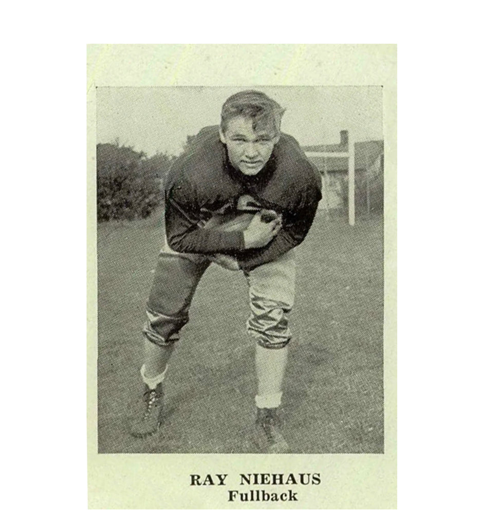 Ray Neihaus Central Catholic class of '45
