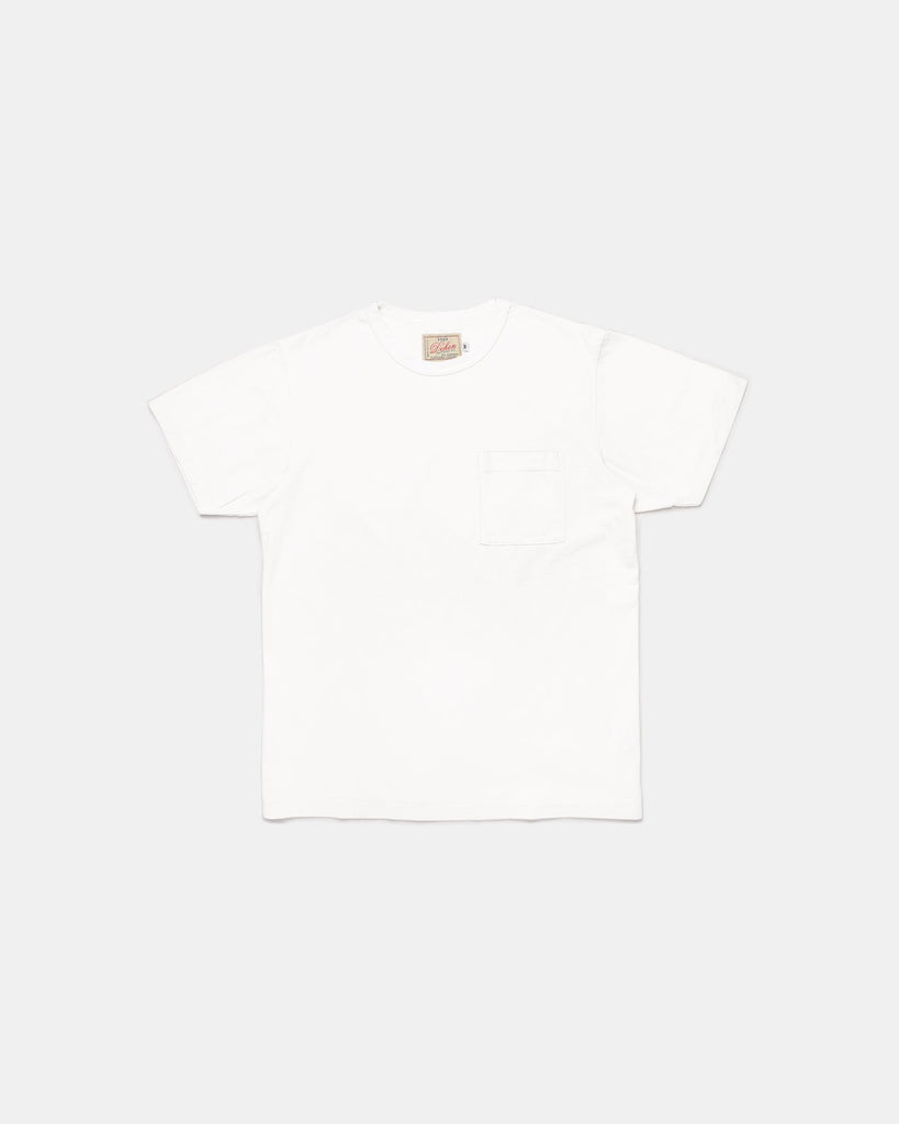 T-shirt Heavy Duty - Pocket simple