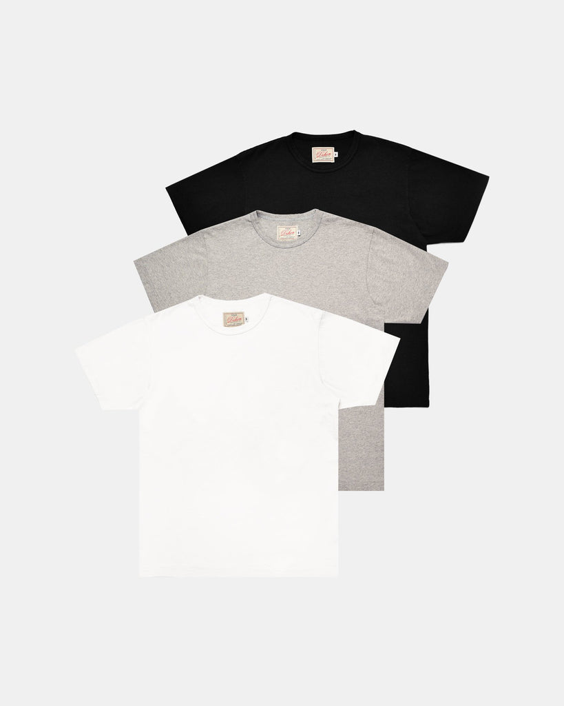 Heavy Duty Tee / 3 Pack