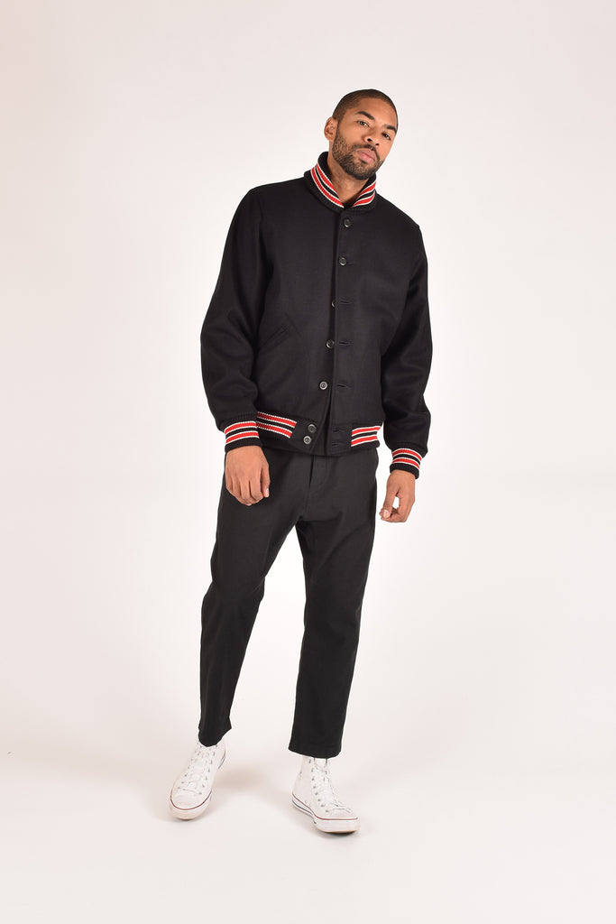 Dehen 1920 Club Jacket Black