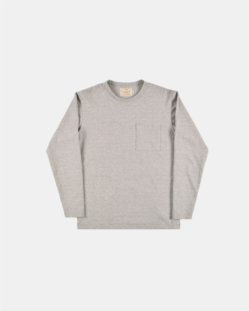 Heavy Duty Long Sleeve Tee - Poche Unique