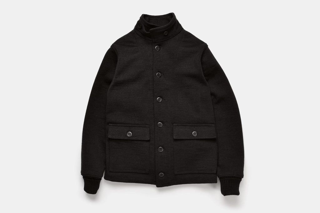 Dehen_1920_Submariner_Sweater_Coat_Black