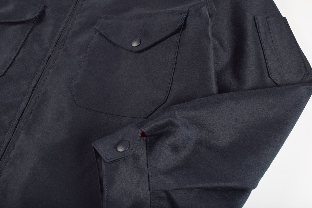 Dehen 1920 Mechanics Jacket Navy