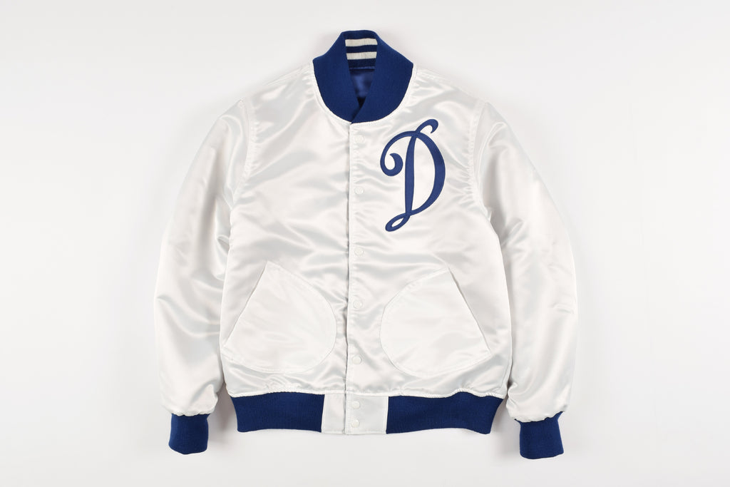 Dehen 1920 Reversible Satin Jacket Royal