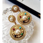 Accessories - Baroque Earrings