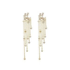 Accessories - Vintage Earrings Palace Dress