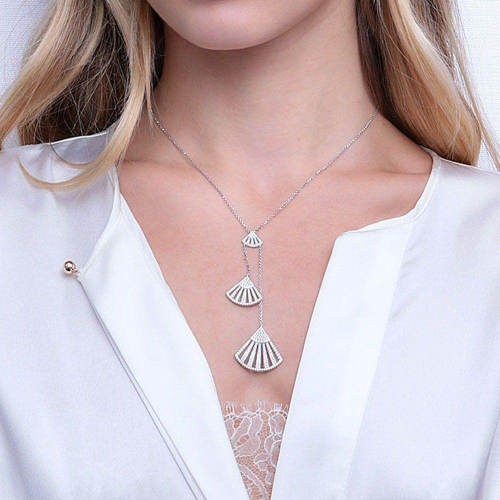 Jewelry Store - APM Monaco Silver Necklace