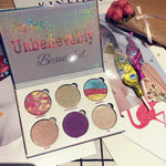 Jewelry Store - Instagram Mermaid Seven Color Eye Shadow Make-up Tray