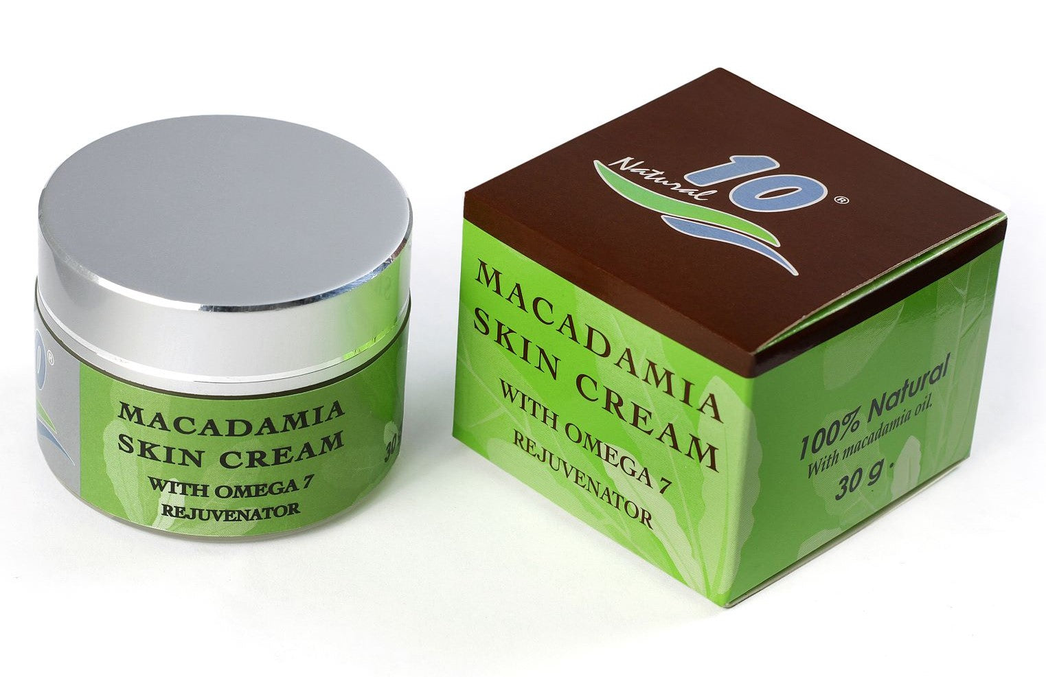 Rejuvenating cream Natural Skincream for day and night