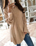 Weststylish Long Sleeved Loose Hooded sweater