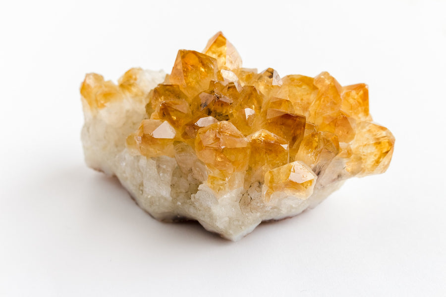 Crystal Meaning & Healing Properties: Citrine