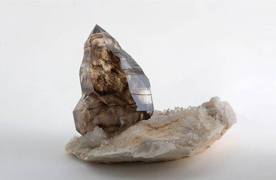 Crystal Meaning & Healing Properties: Smoky Quartz