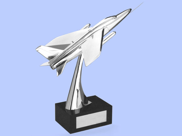 Silver Model of the Folland Gnat