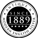 Antique & Modern English Silver - Since 1889