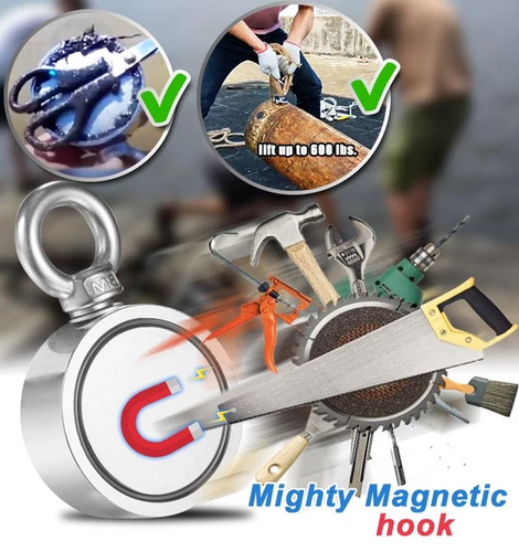 Treasure Seeker-High Quality Deep Sea Salvage Magnet