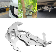 Load image into Gallery viewer, Stainless Steel Survival Folding Gravity Hook(Limited sale)