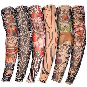 Tattoo UV Sun-Protect Arm Sleeve Bundle (6 X Arms)
