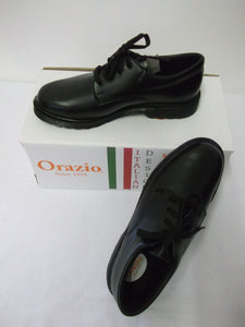 O-Boy Black Shoe