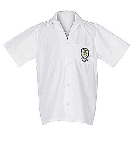 Double Pack Short Sleeve Badged Shirt
