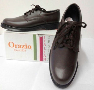 O-Boy lace up shoe