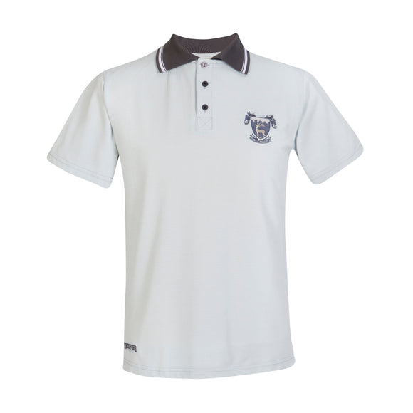 Light Grey short sleeve golf shirt(compulsory)