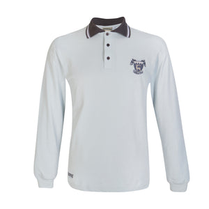 Light Grey long sleeved golf shirt(compulsory)