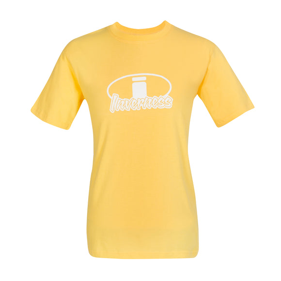 Inverness T-Shirt Bright Yellow(compulsory)