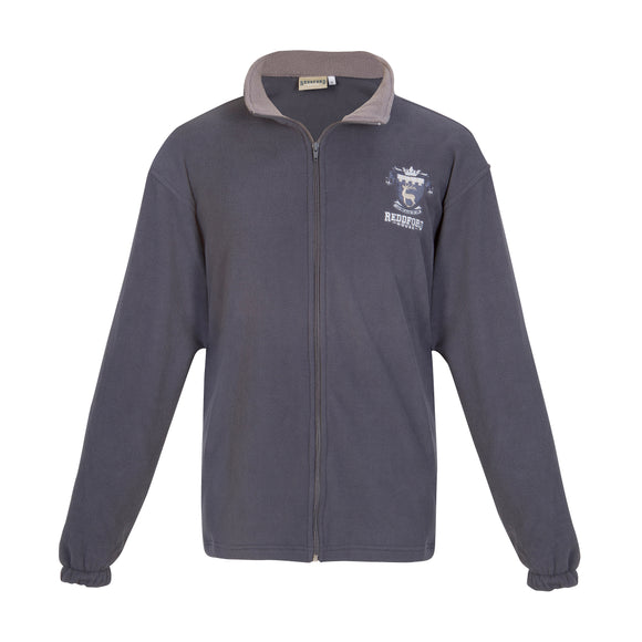 Grey fleece jacket.(compulsory)