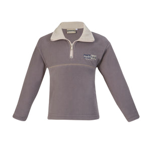 Kids Grey fleece jacket(only optional for stage 3)