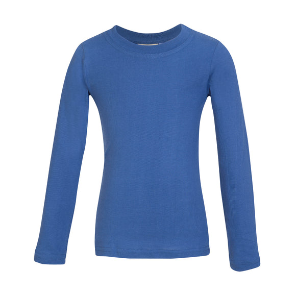 Grey/blue long sleeved T-shirt(only optional for stage 3)