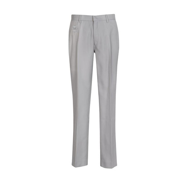 Grey Chino Trouser Male (comppulsory )