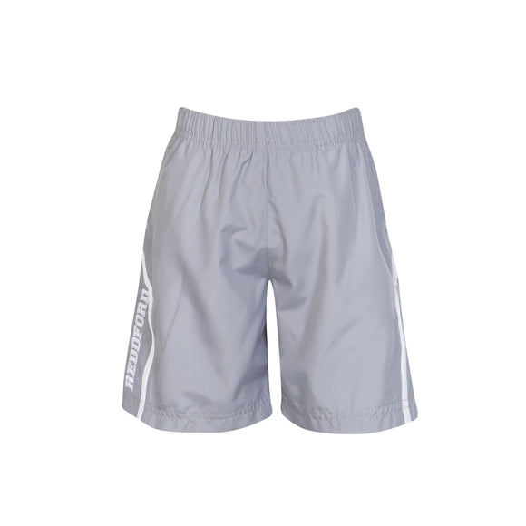 Grey/Blue PE shorts. Unisex (compulsory)