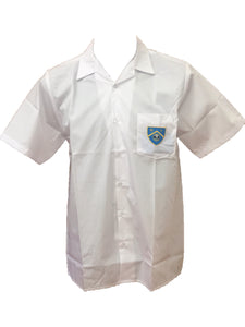 Protea H short sleeve badged shirt (double pack)