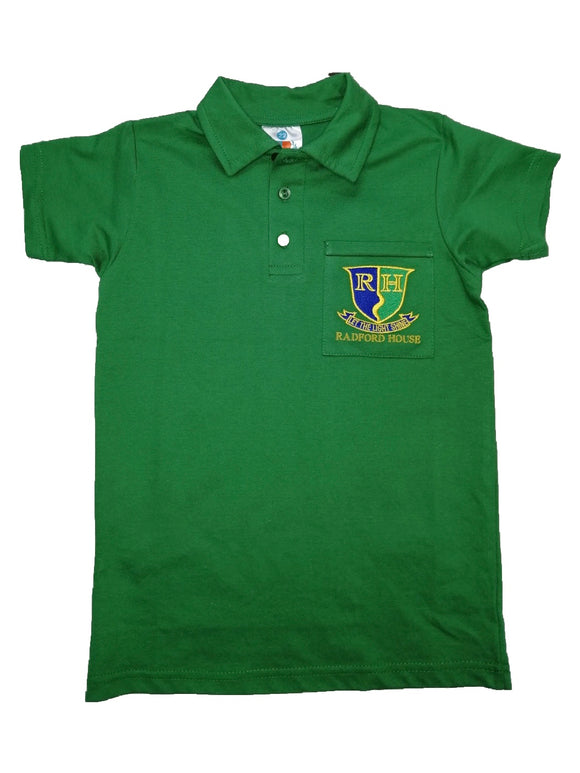 Radford H Prim Golf Shirt