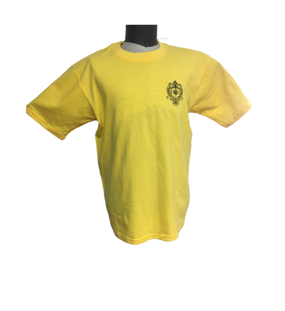 DLS Yellow T-shirt