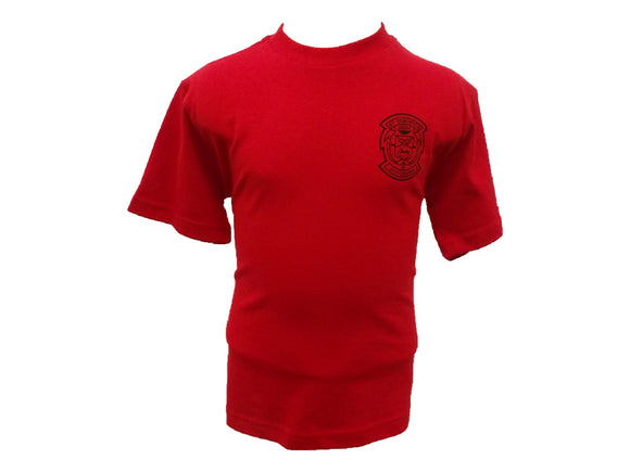 St. Dominic's Red T-Shirt