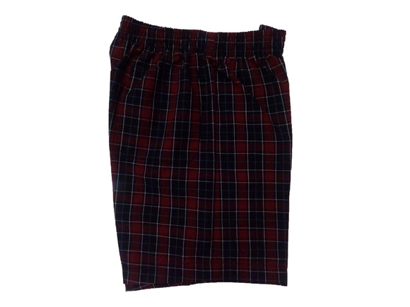 Woodl Checked Shorts