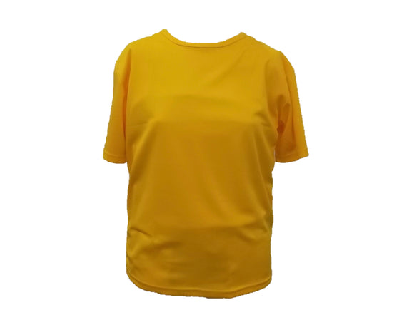 Woodl Yellow House T-Shirt