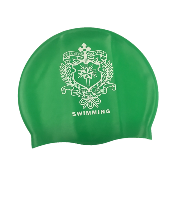 DLS  Green Swimming Cap