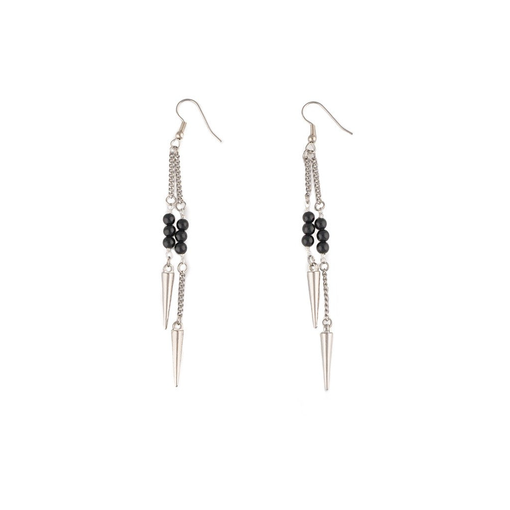Venus Earrings - Silver