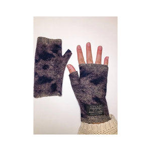 Mod Short Fingerless // Indigo