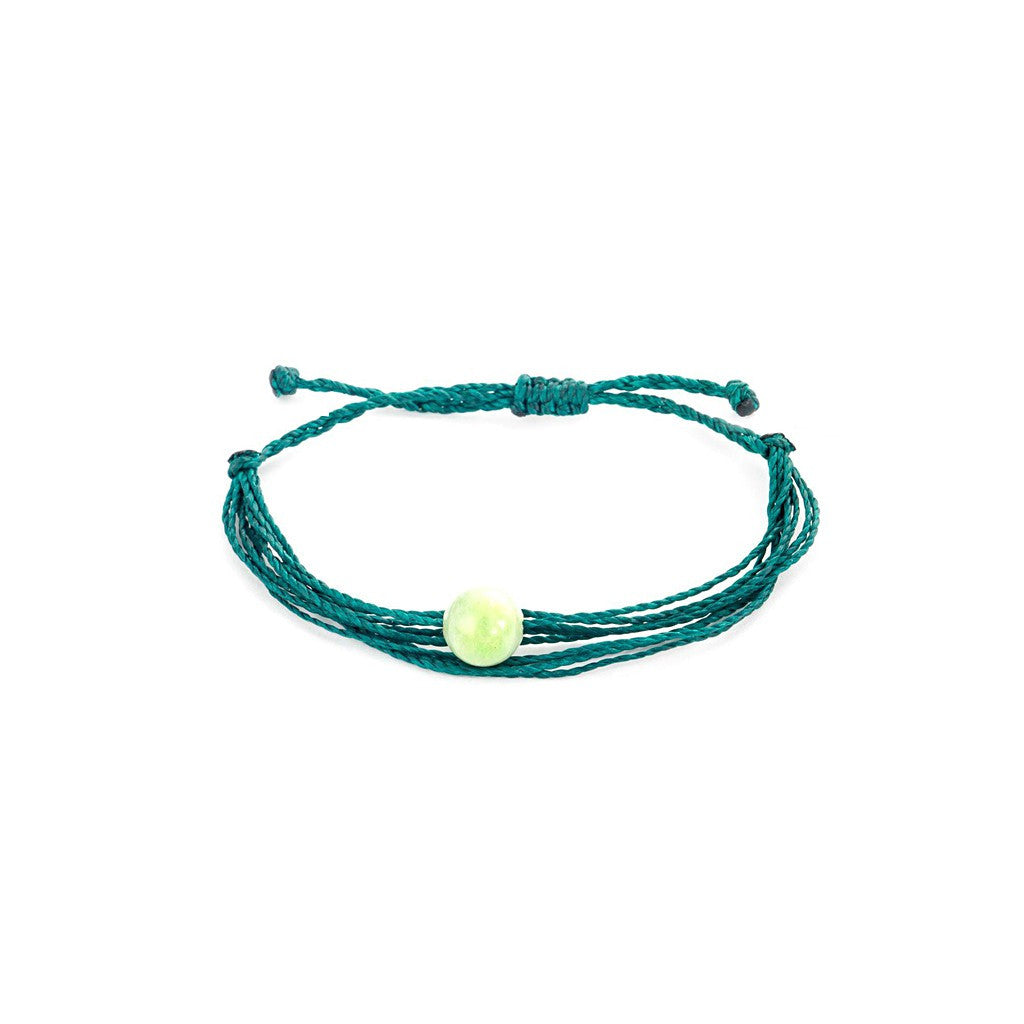 "Friendship Joya Life´s Bracelet ""Green Arm"""