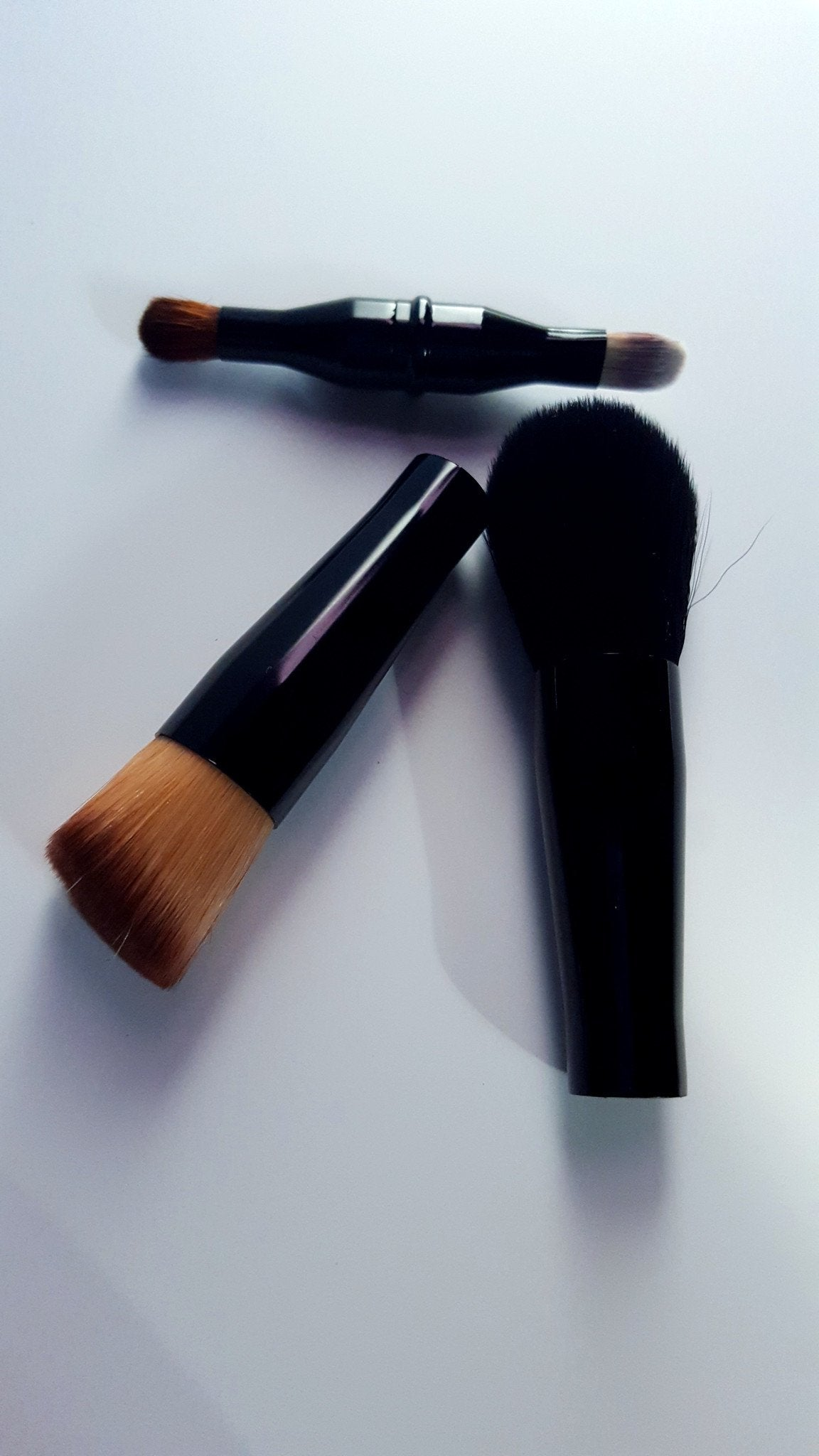 Vegan Makeup Brushes Four Brushes in One