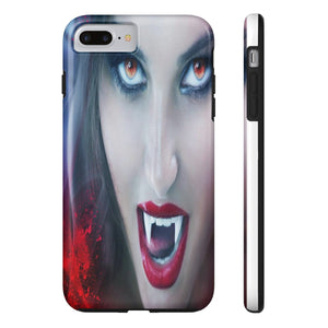 VAMPIRE SMILE  Phone Case
